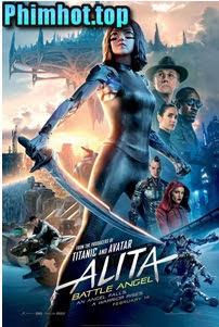 Alita Thiên Thần Chiến Binh - Alita Battle Angel (2019)