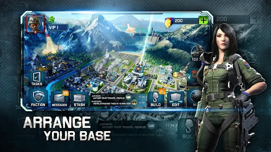 War Planet Online: Real Time Strategy MMO Game 3