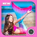 Mermaid Photo Editor - Mermaid Costumes Tail icon