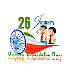 26 January - Republic Day of India Icon