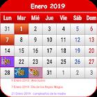 Colombia Calendario 2019 icon