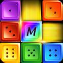 Dominoes Jewel Block Merge icon