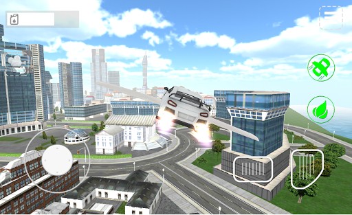 Flying Car Sim 2.4 screenshots 12