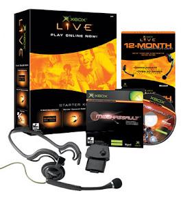 Original Xbox Live Starter Kit Gaming Consoles: Origi...