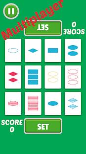 Card Sets - Find the Sets - náhled