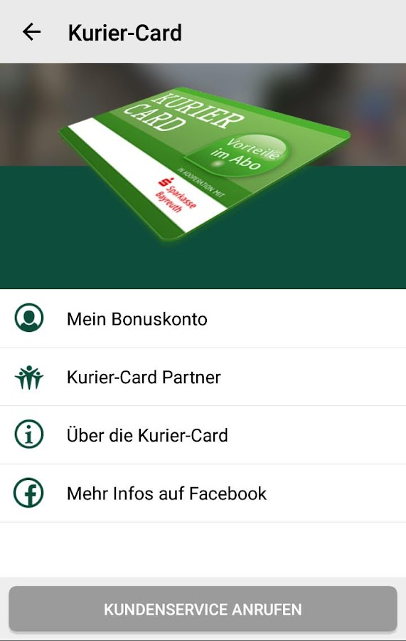 Kurier Service- screenshot