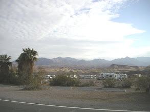 Photo: Furnace creek Death valley NP