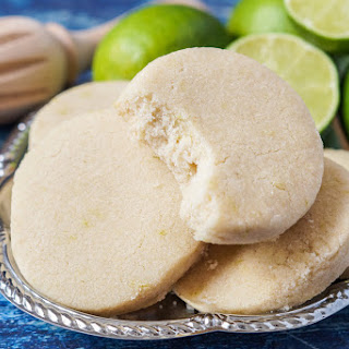 Torticas De MoróN (Cuban Sugar Cookies with Lime Zest) Recipe