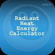 Radiant Heat Energy Calculator