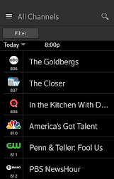Xfinity Stream APK screenshot thumbnail 4
