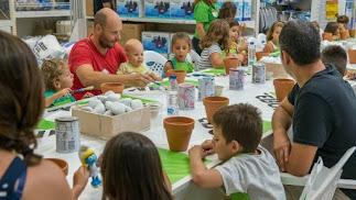 Los niños tendrán también actividades en la Noche de los Talleres