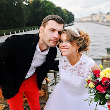 Wedding photographer Oksana Kraft (oksankakraft). Photo of 24.04.2017
