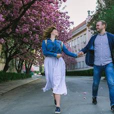 Wedding photographer Olesya Zarivnyak (asyawolf). Photo of 19.04.2018