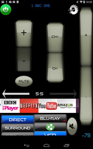 Remote for LG TV & LG Blu-Ray players screenshot 5