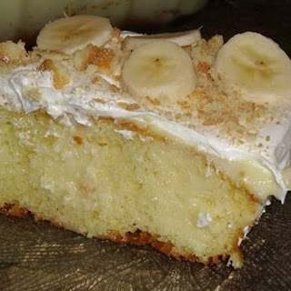 Banana Pudding Cake With Vanilla Wafers Recipes