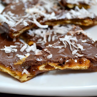 Saltine Toffee Candy