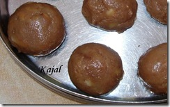almond chocolate-kajal