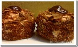 choc cinnamon cakes-bindiya