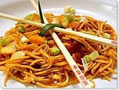 mansi desai- schezuan hakka noodles