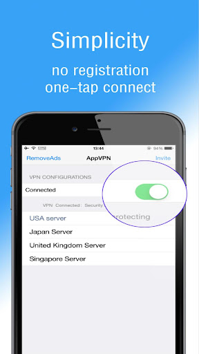AppVPN - Unlimited Free VPN