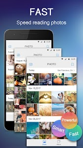 Pic Gallery - Photo Gallery with Photo Editor 1.6.2 (AdFree)