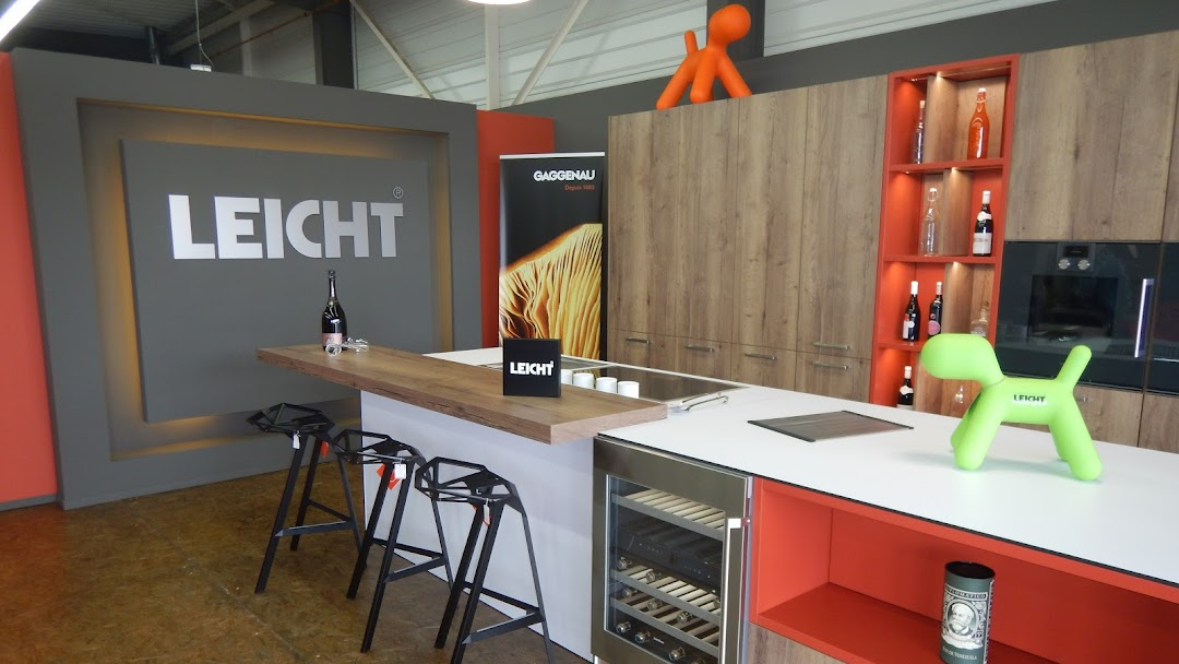 Cuisines Leicht By Polygone Concept Magasin De Meubles De