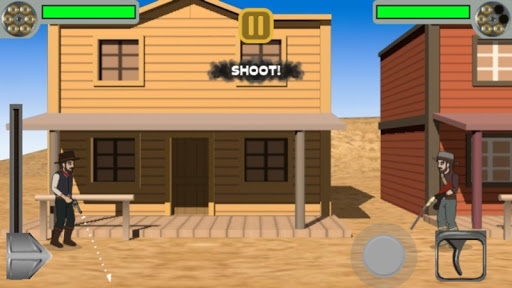 Cowboy Duel  screenshots 1