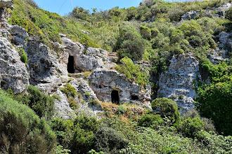 Photo: Cales Coves (necropoli)