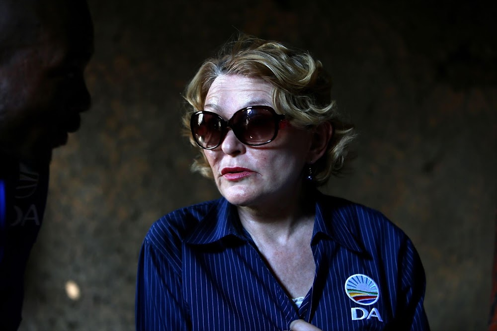 Helen Zille says SA has a race problem, and there are 'racists' of all races - SowetanLIVE