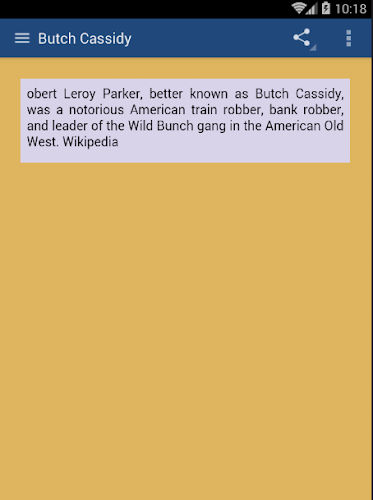 Butch Cassidy APK | APKPure ai