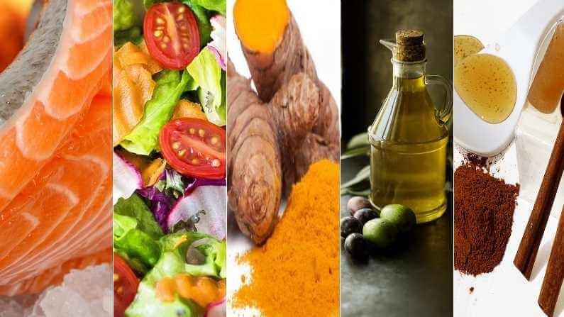 5 Makanan yang baik untuk ekzema