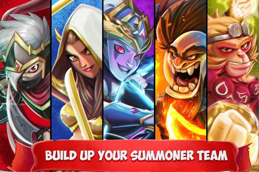 Epic Summoners: Battle Hero Warriors - Action RPG 1.0.0.90 screenshots 3