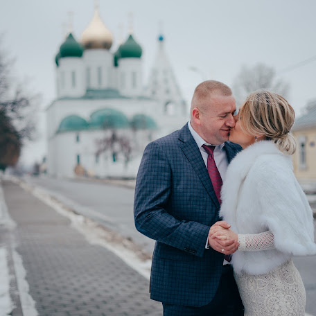 Wedding photographer Anna Kirillova (AnnaPhotography). Photo of 22.01.2018