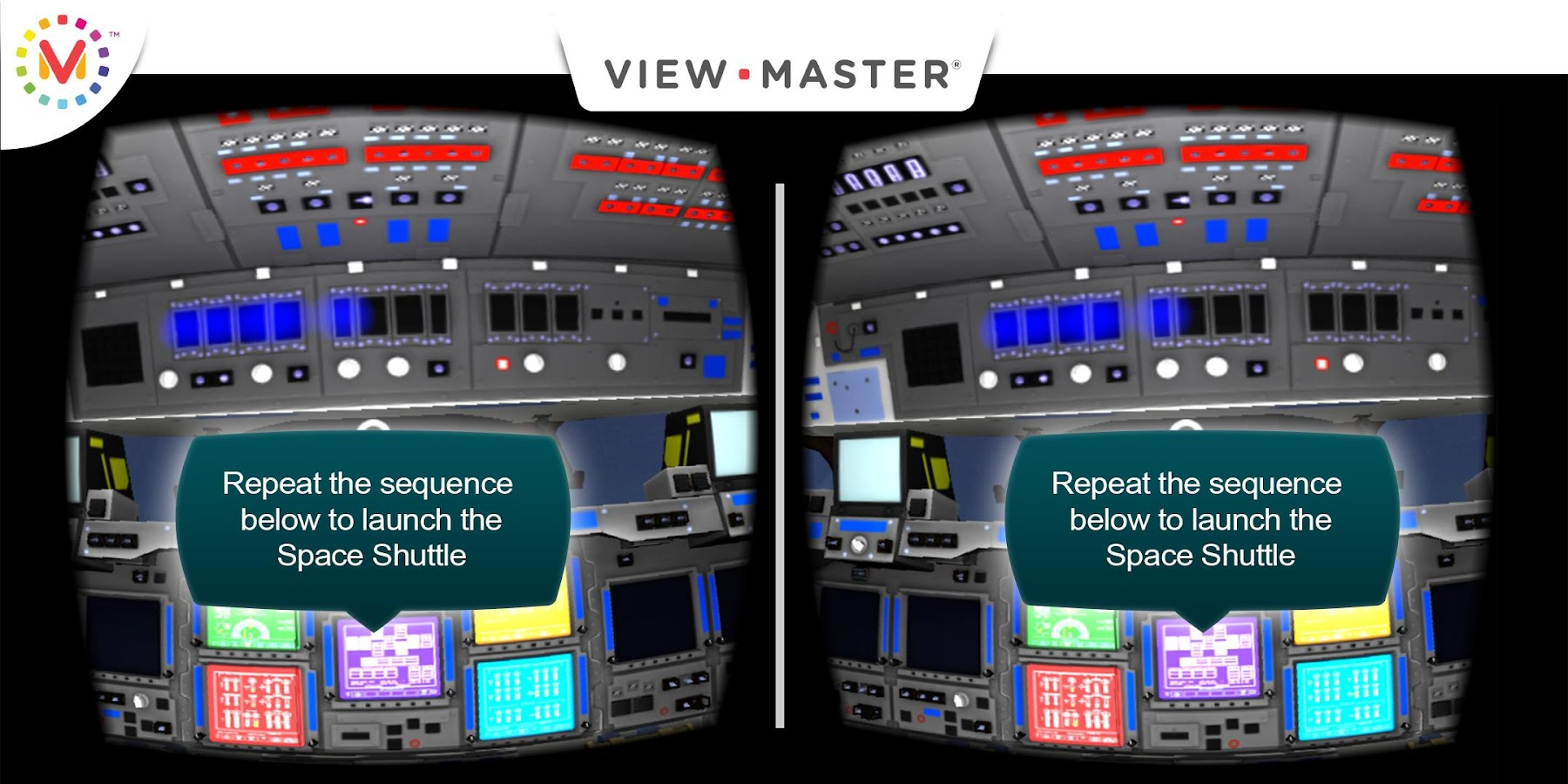 View-Master® Space- screenshot