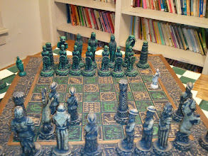 Photo: cool chess board