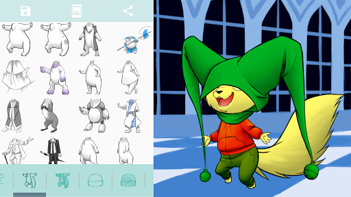 Avatar Maker: Fantasy Chibi screenshot 14