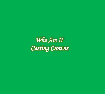 Image result wey dey for WHO AM I LYRICS