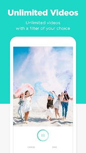Candy Camera - kamera kecantikan, editor foto Screenshot