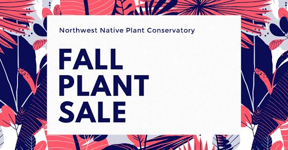 Fall Plant Sale - Facebook Event Cover Template