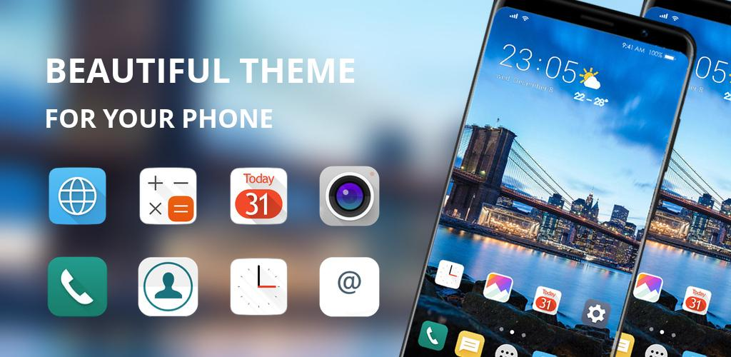 Theme for dark riverside bridge LG G7 thinQ APK Download theme dark