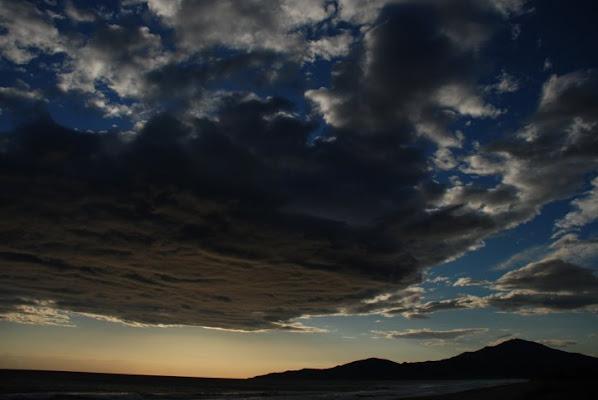 Nuvole minacciose... di vitruviano78