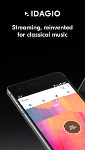 IDAGIO – Classical Music Streaming Premium MOD APK 1