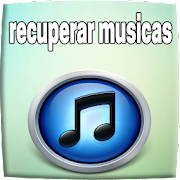 recuperar musicas borradas : celular & sd