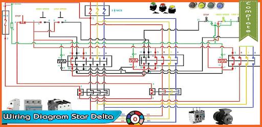 Wiring Diagram Star Delta