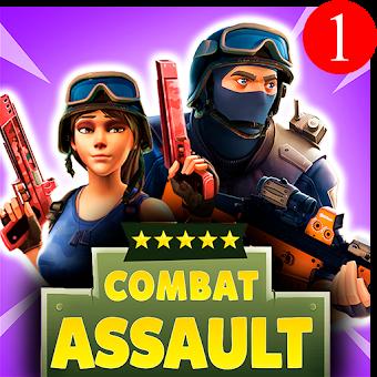 Combat Assault: CS PvP Shooter
