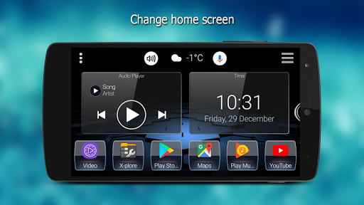 Car Launcher FREE 3.0.0.21 Screenshots 1