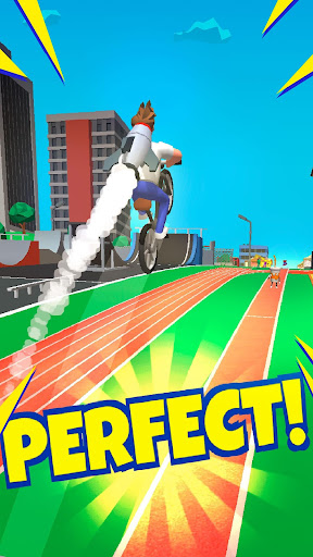 Bike Hop: Be a Crazy BMX Rider! apkpoly screenshots 2
