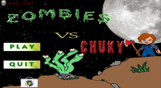 Zombies vs Chucky Screenshot