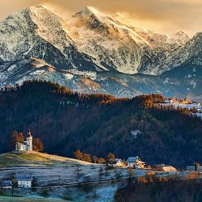 by Milan Mihalič - Landscapes Mountains & Hills