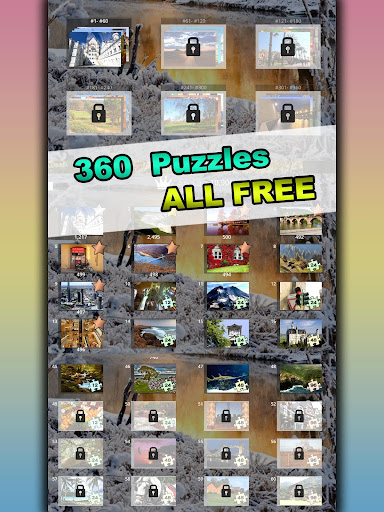 Jigsaw Puzzle 360 FREE vol.3 1.0 Windows u7528 10